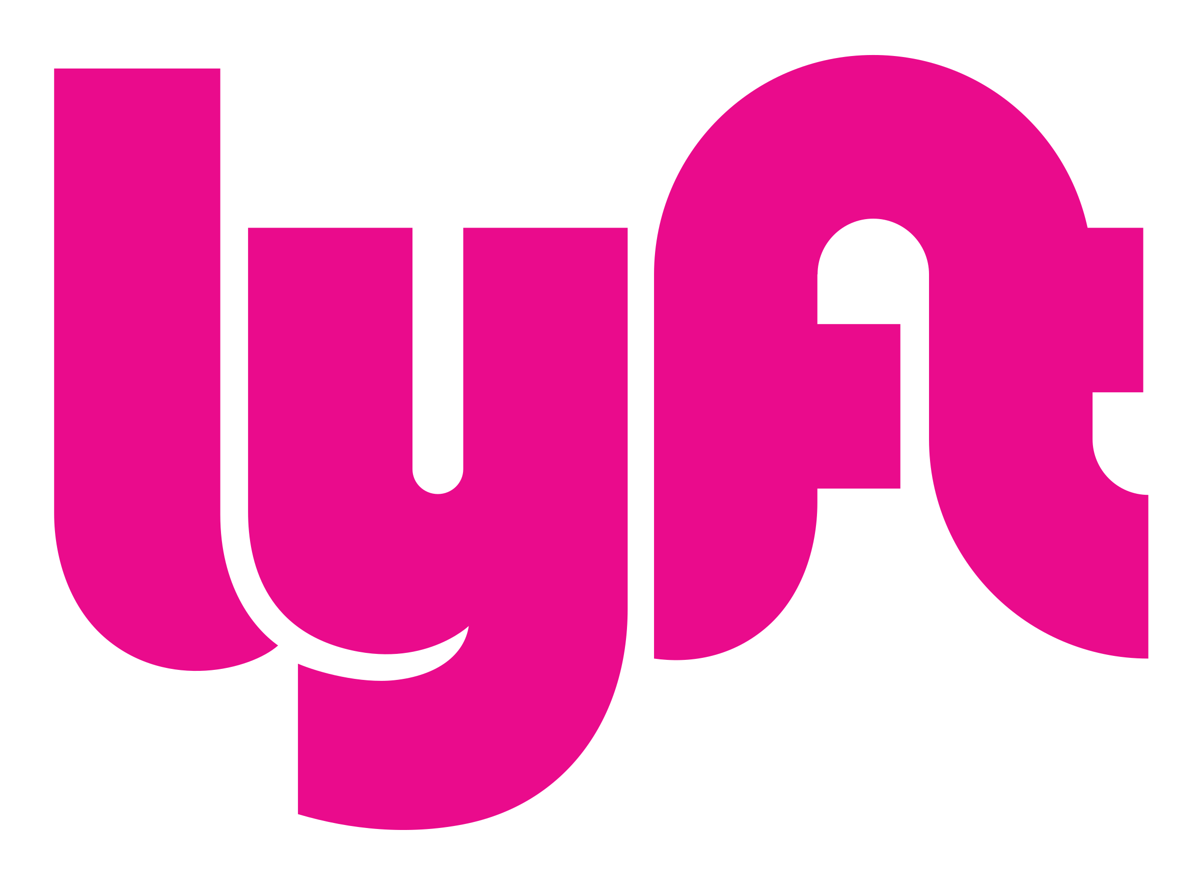 lyft logo png transparent